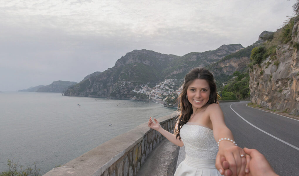 Next Day Photoshoot in south Italy (Matera,Arbelobello,Amalfi,Positano)